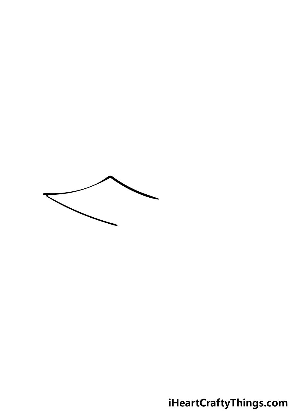 money drawing step 1