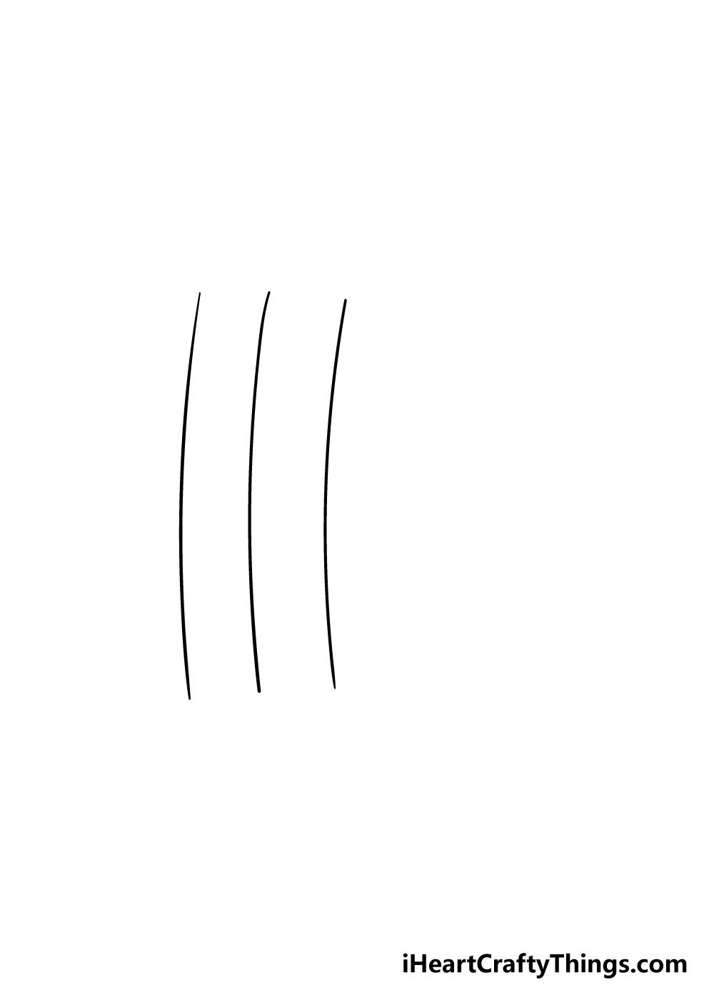 plaid drawing step 1