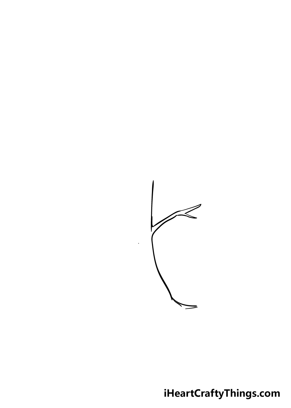 drawing branches step 1