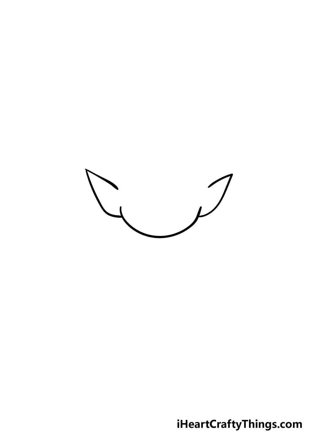 elf drawing step 1
