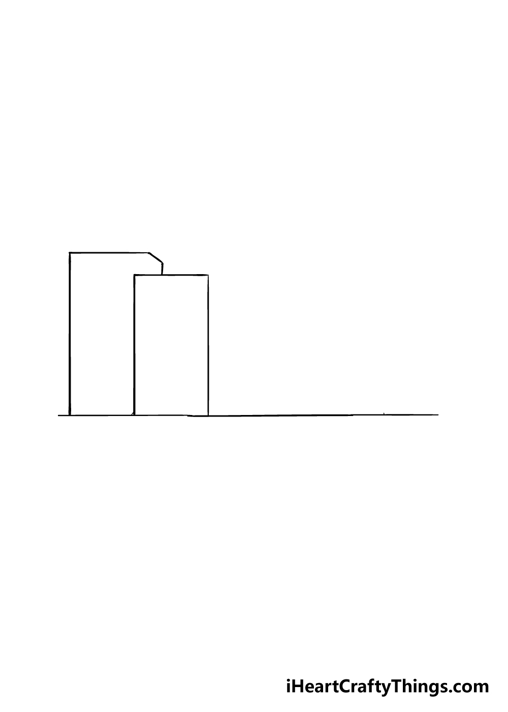 drawing a city step 1