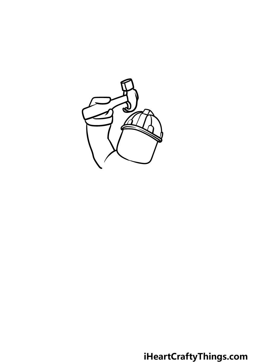 drawing roblox step 2