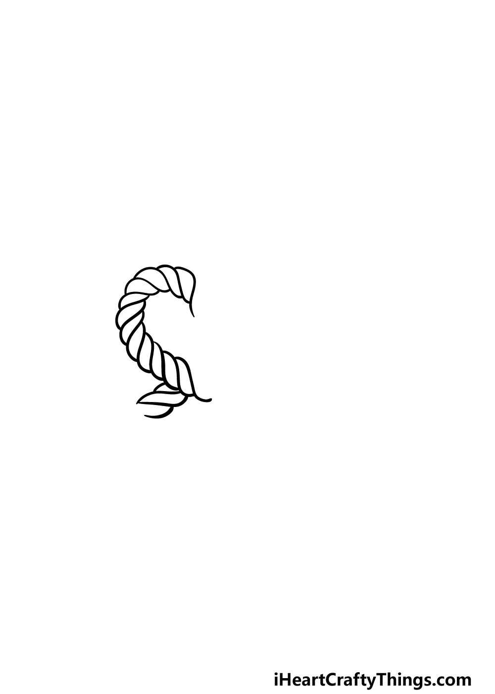 drawing rope step 2
