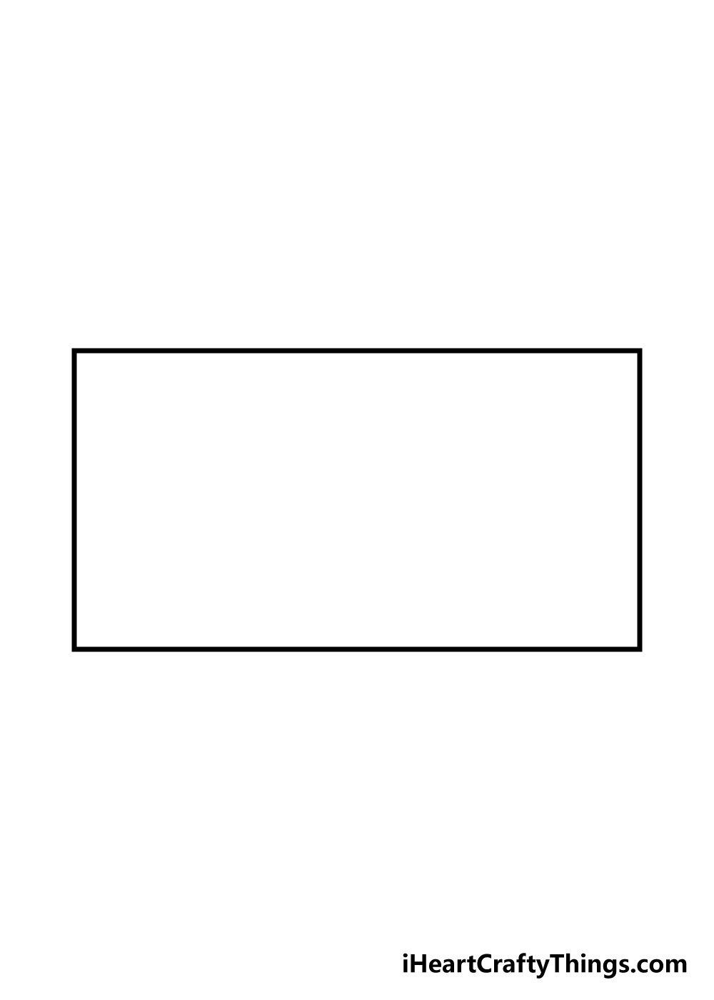 drawing american flag step 2