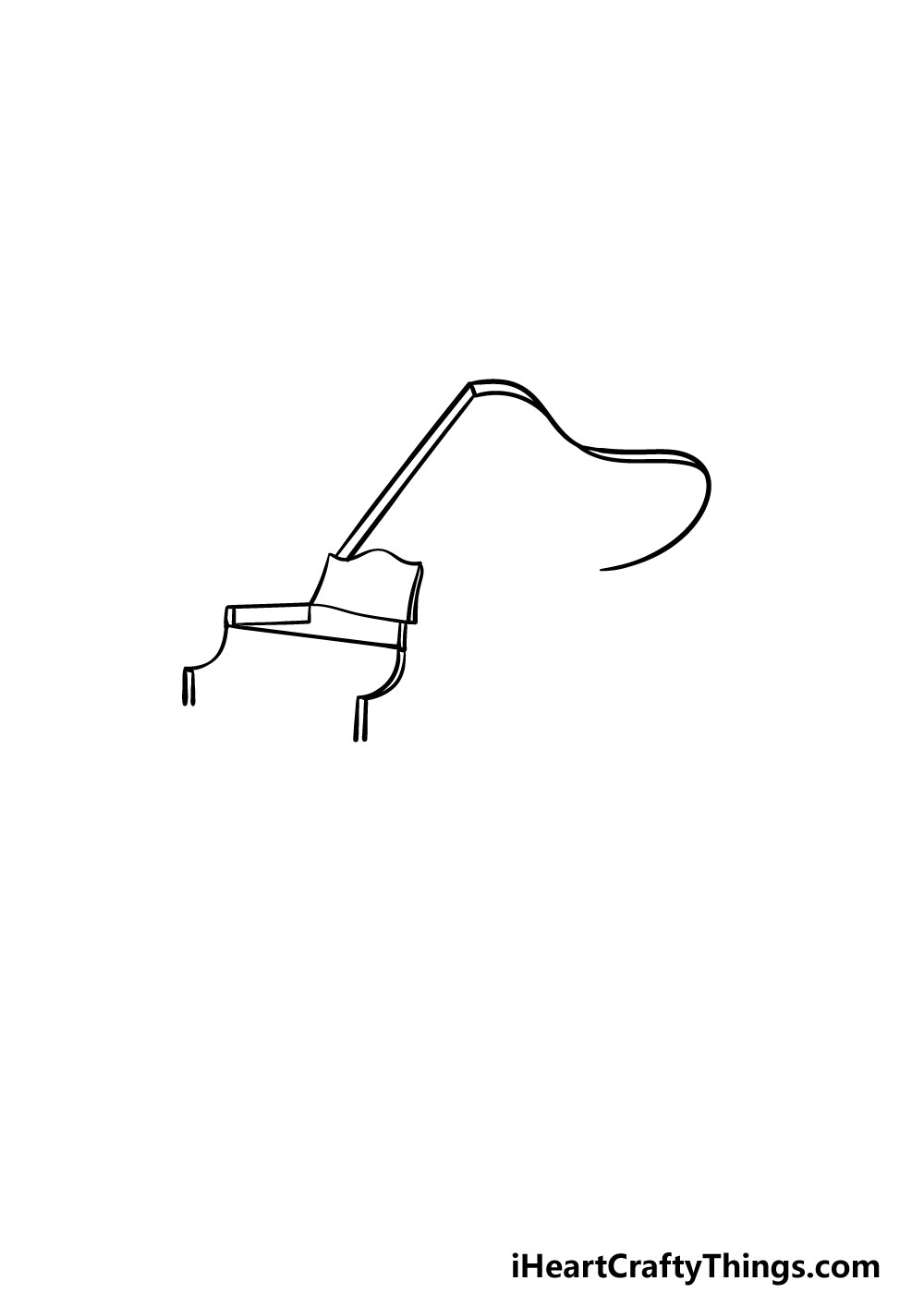 drawing a piano step 2