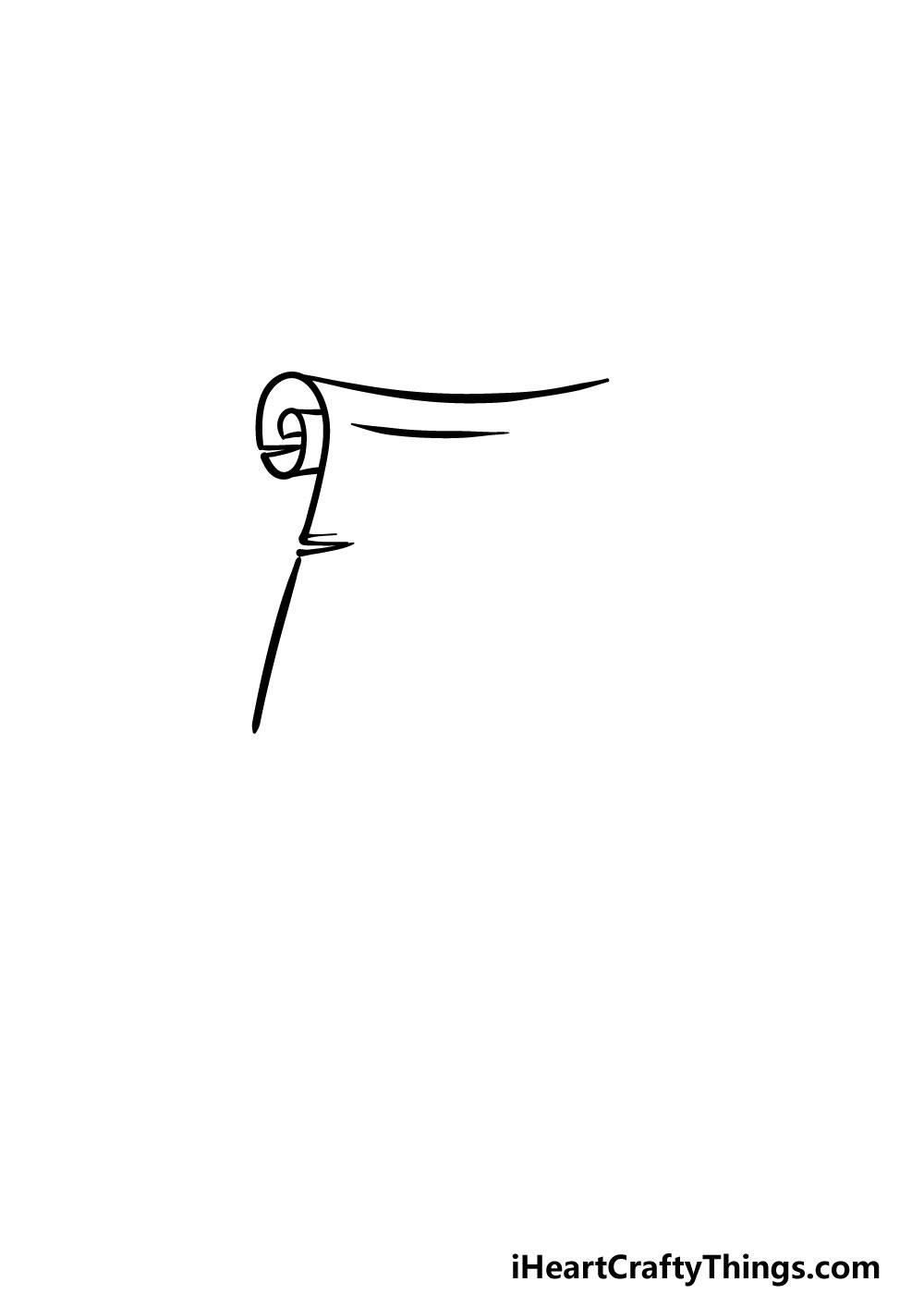 drawing a scroll step 2