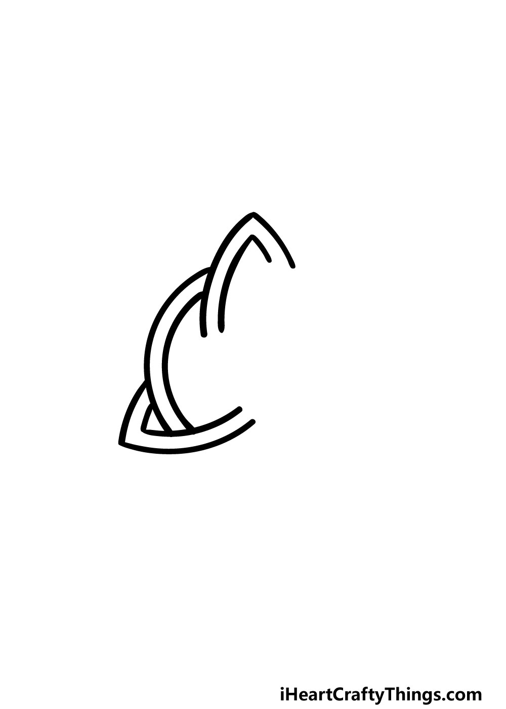 drawing a celtic knot step 3