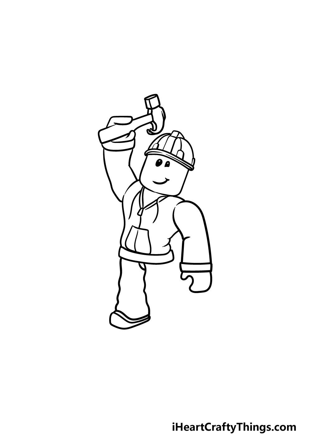 drawing roblox step 4