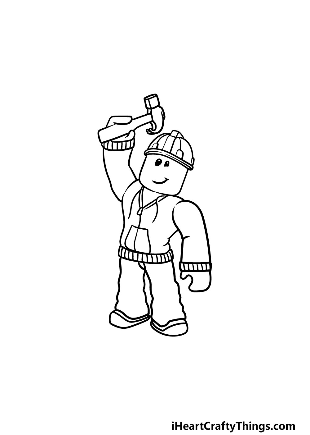 drawing roblox step 5