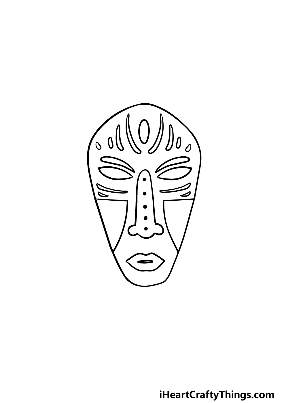 drawing a mask step 5