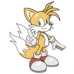 how to draw tails image