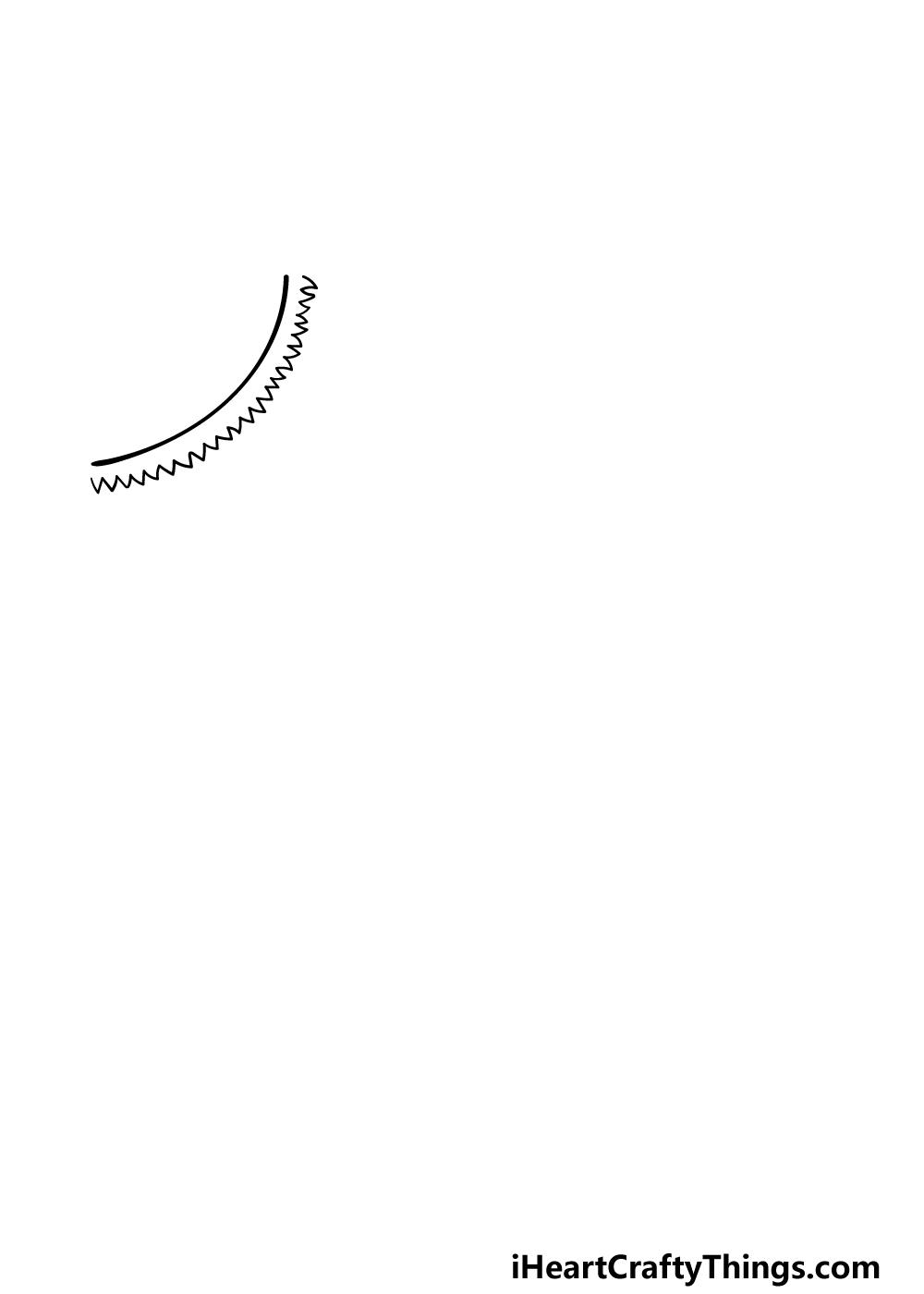 drawing solar system step 1