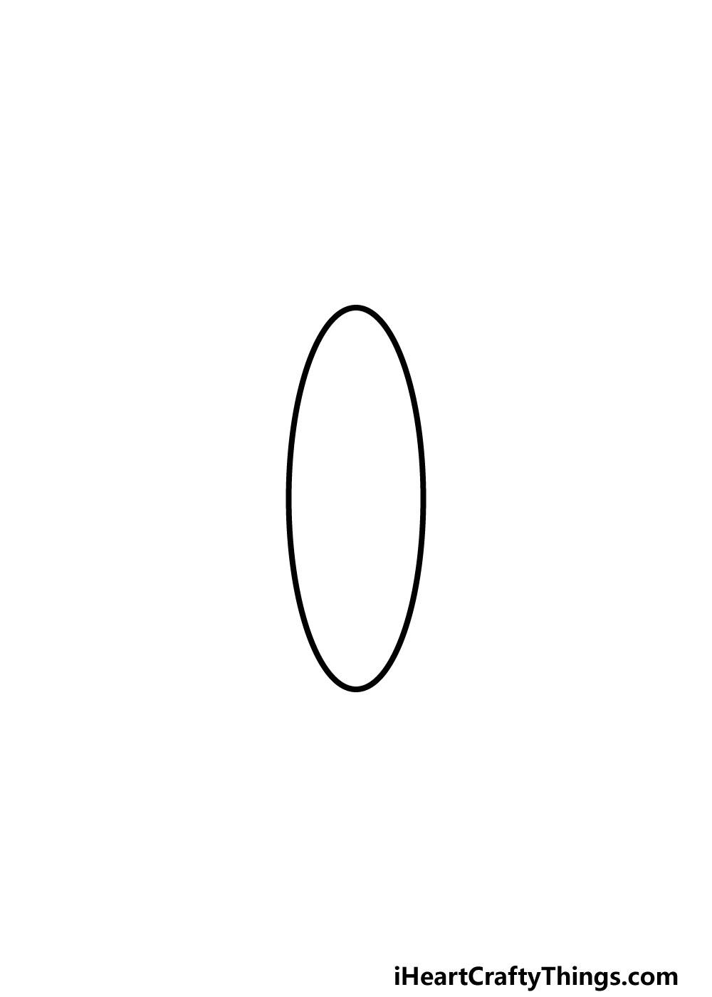 drawing an atom step 1