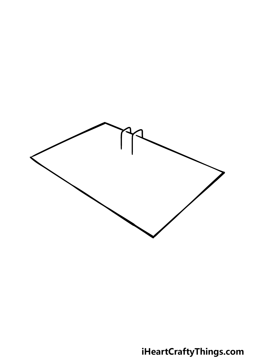 drawing a pool step 1