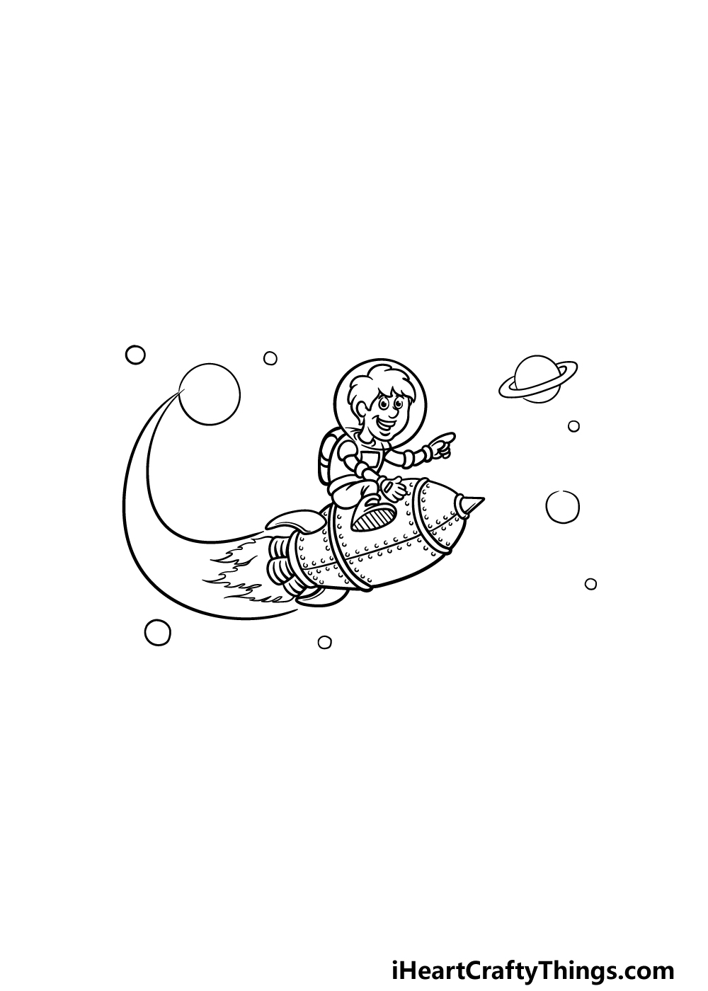 drawing space step 4