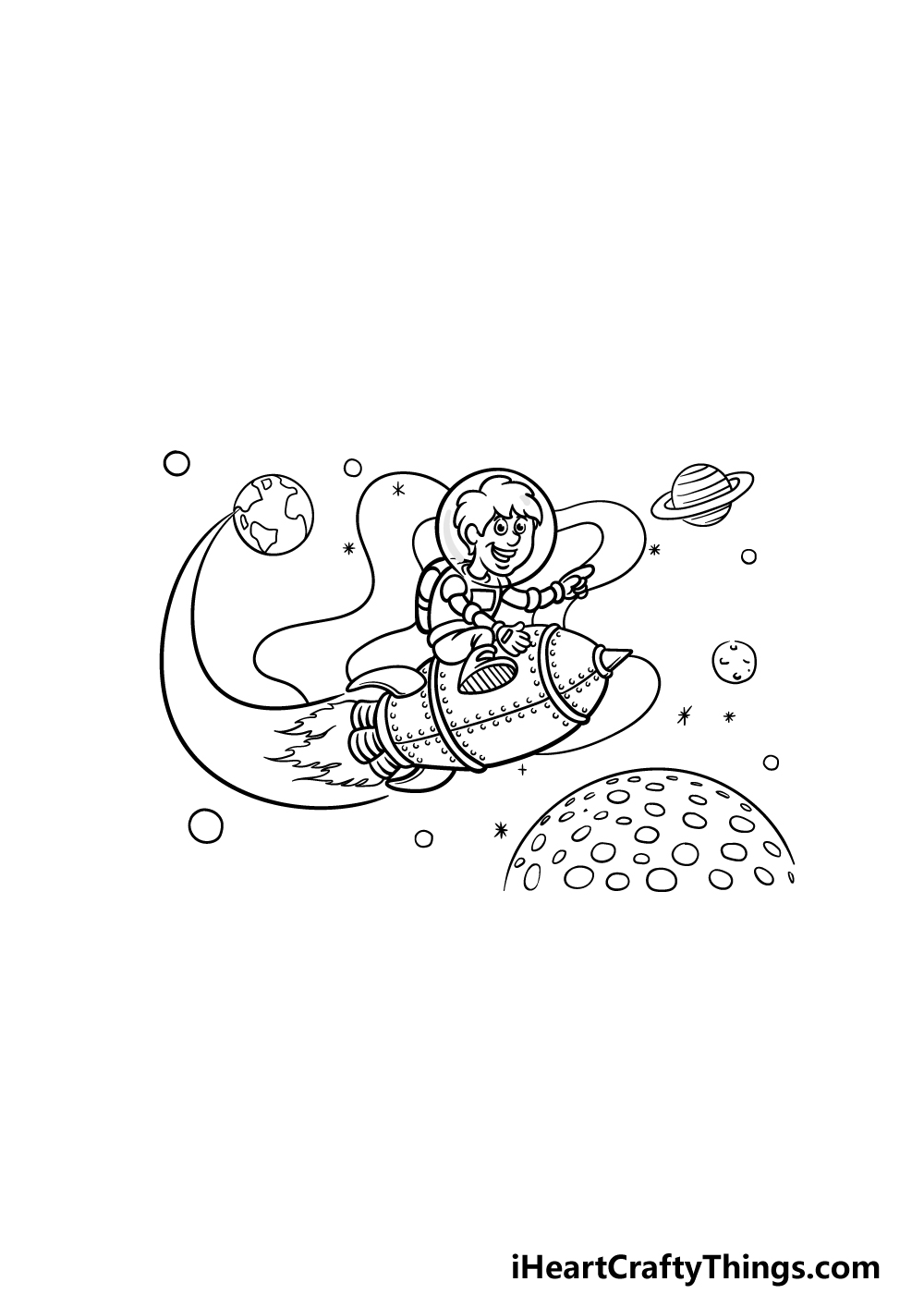 drawing space step 6