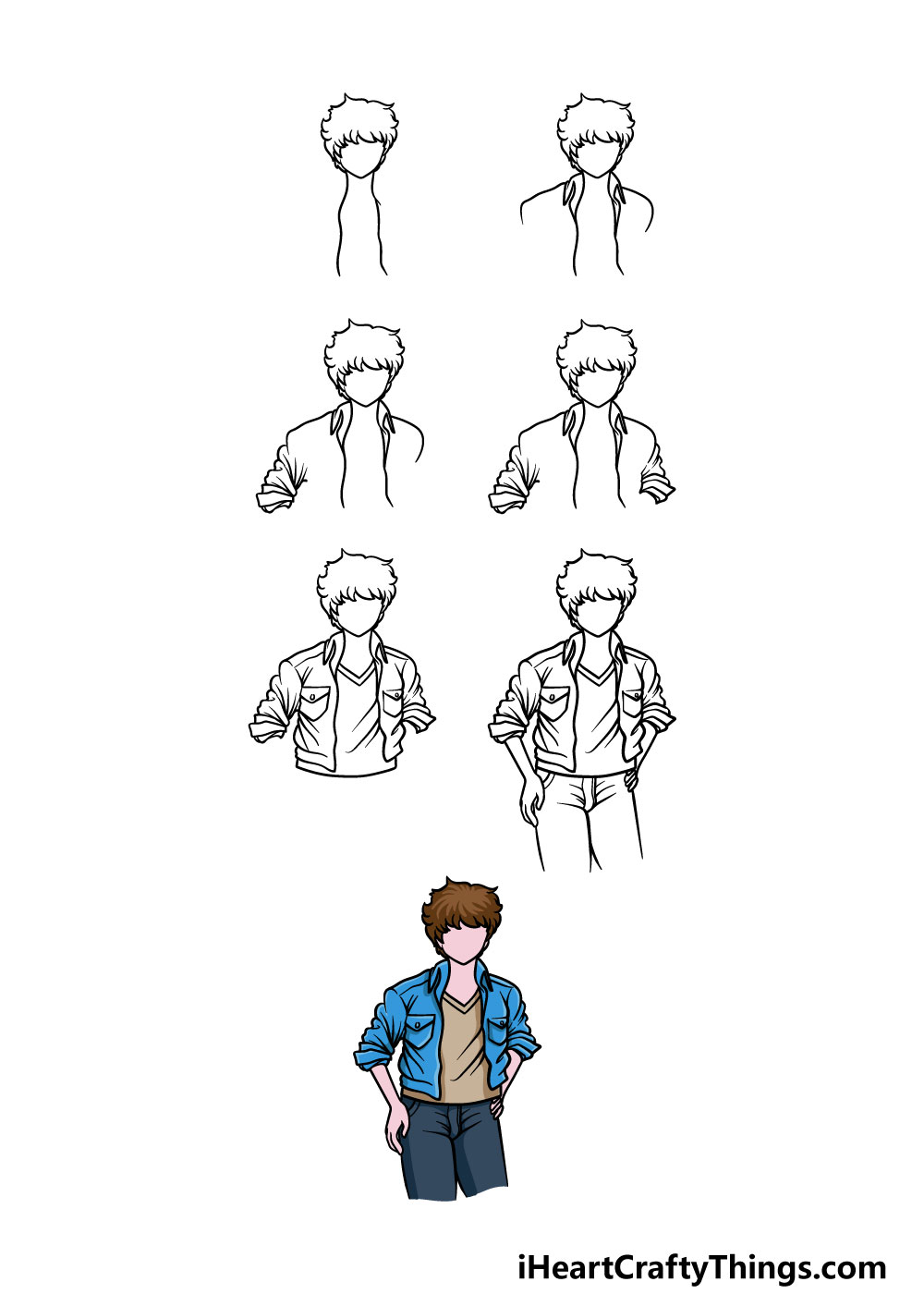 how to draw clothing folds in 7 steps