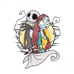 how to draw Nightmare Before Christmas image
