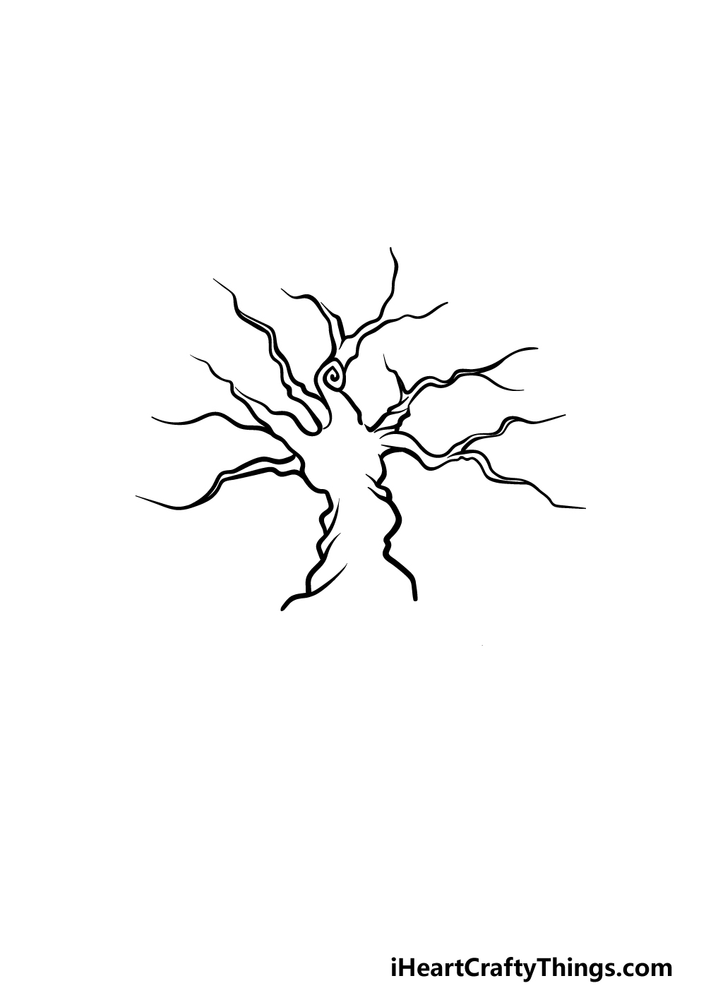 drawing the tree of life step 1