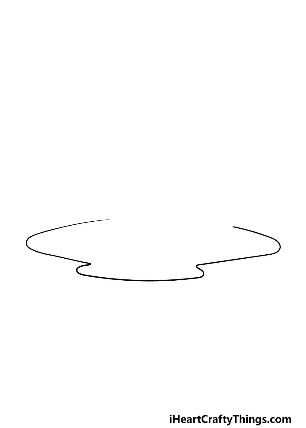 drawing an island step 1