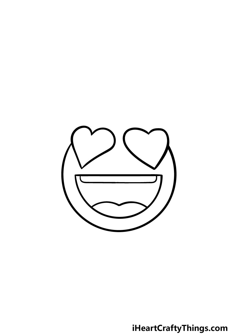 drawing emoji step 3
