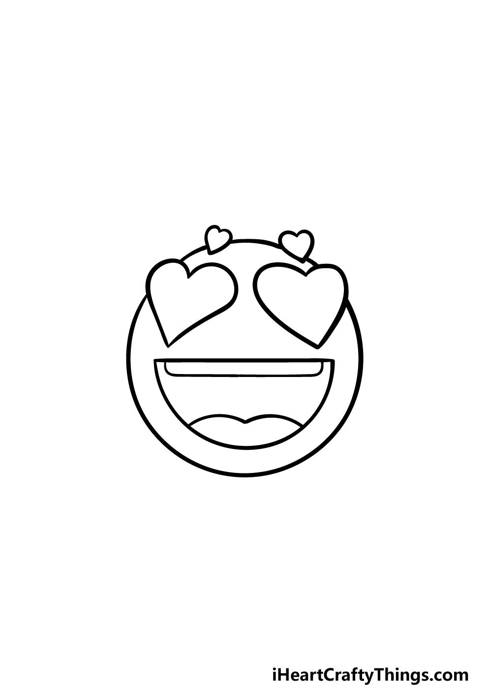 drawing emoji step 4