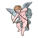 how to draw cupid image
