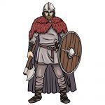 drawing a viking image