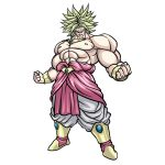 how to draw Broly image